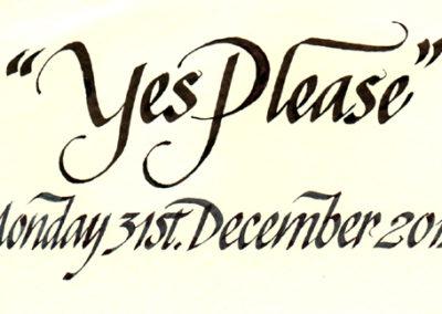 YesPlease