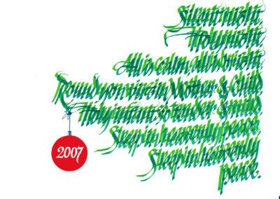 2007ChristmasCard
